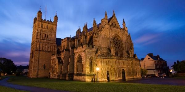 Exeter Cathedral, Devon_17