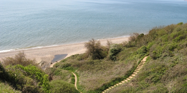 Dunscombe Manor is settled near secluded beaches along the Jurassic Coast_16
