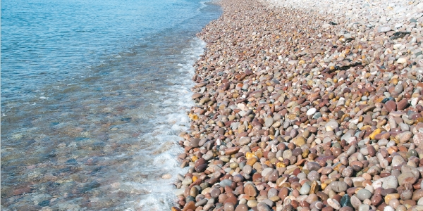 Secluded Beaches Along The Jurassic Coast