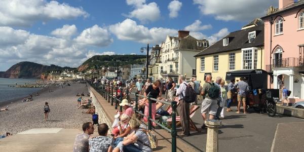 Sidmouth: Regency Coastal Town